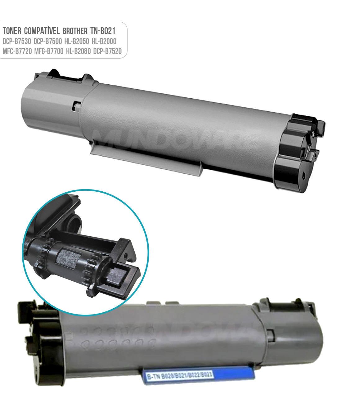 Toner Compatível para dcp-b7530 dcp-b7500 hl-b2050 hl-b2000 mfc-b7720 mfg-b7700 hl-b2080 dcp-b7520 mfc-b7715 Tonner