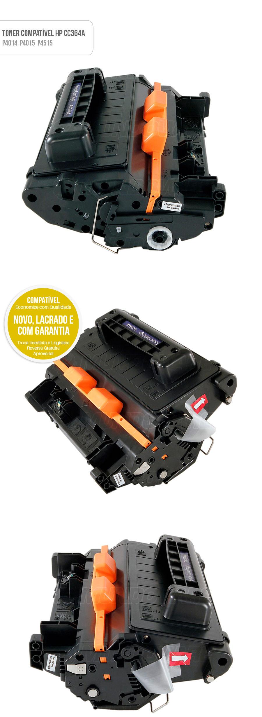 Toner Compativel para P4014 P4014N P4014DN P4015 P4015X P4015N P4015TN P4015DN P4515 P4515N P4515X P4515TN P4515DN P4515XM