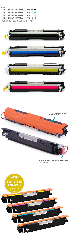 CP1020 CP1020WN CP1025 CP1025NW PRO100 M175 M175A M175NW M275 M275NW M176 M176N M177 M177FW Tonner Color