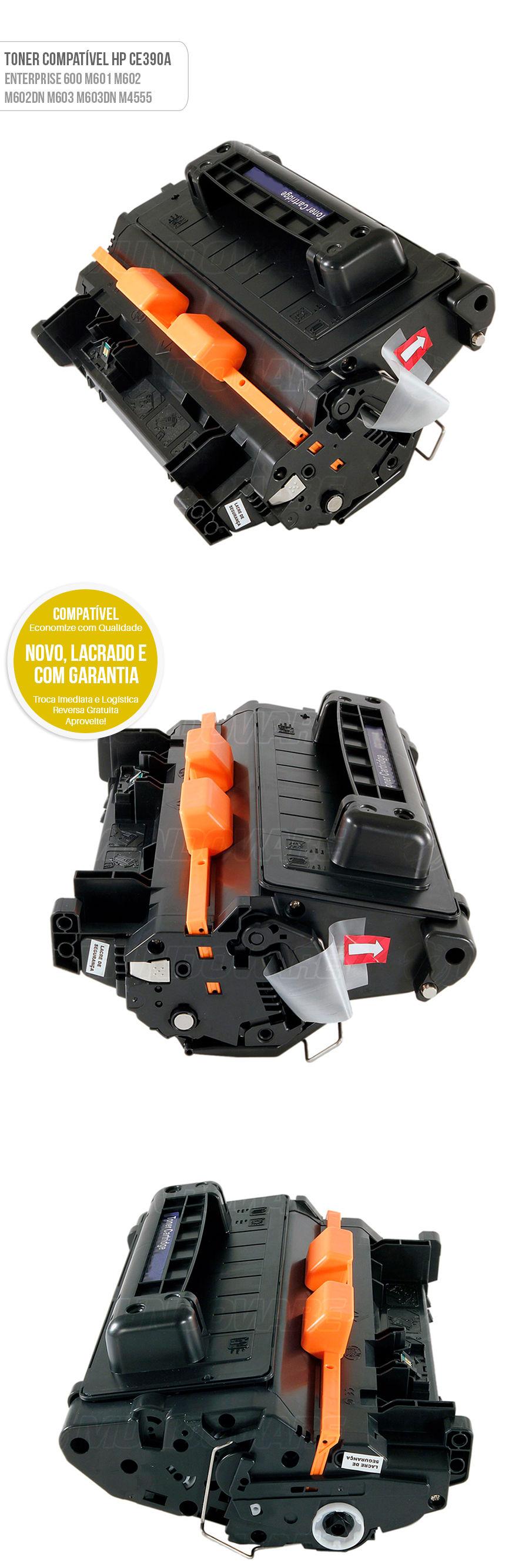 Toner Compativel para M601 M601N M601DN M602 M602DN M602N M602X M603 M603DN M603N M603XH M4555 M4555F M4555DN M4555SFA