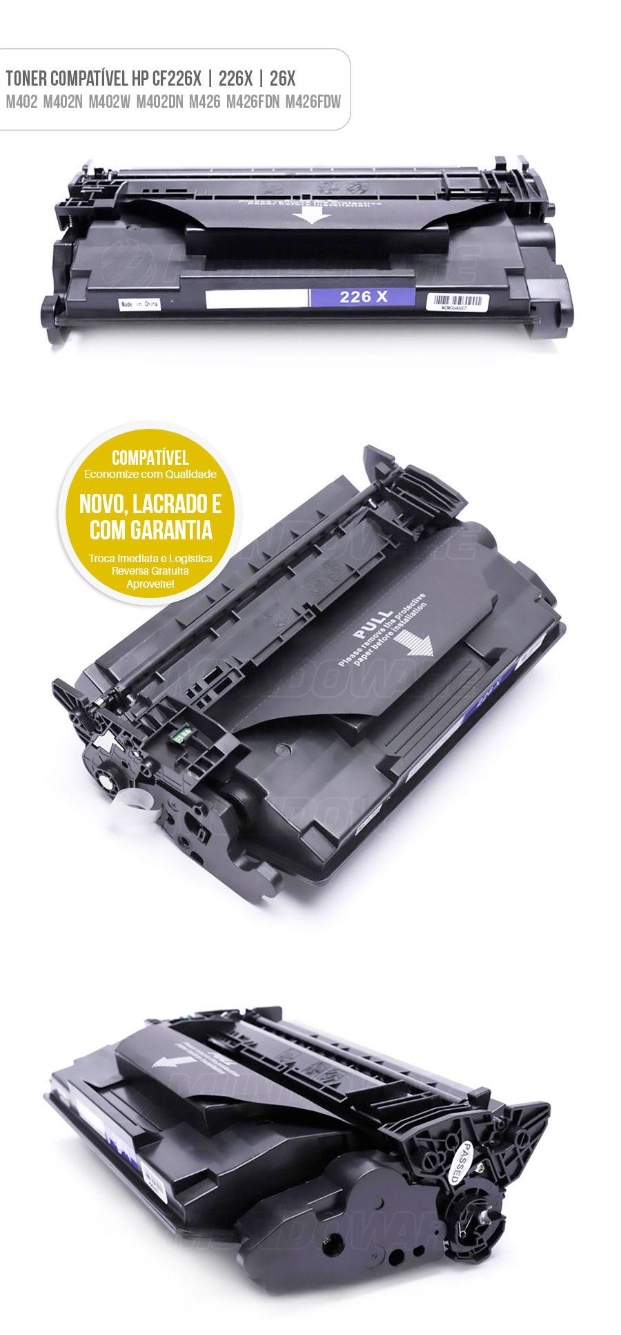 Laserjet Pro M426 M426DW M426FDW M402 M402N M402DN Tonner 226