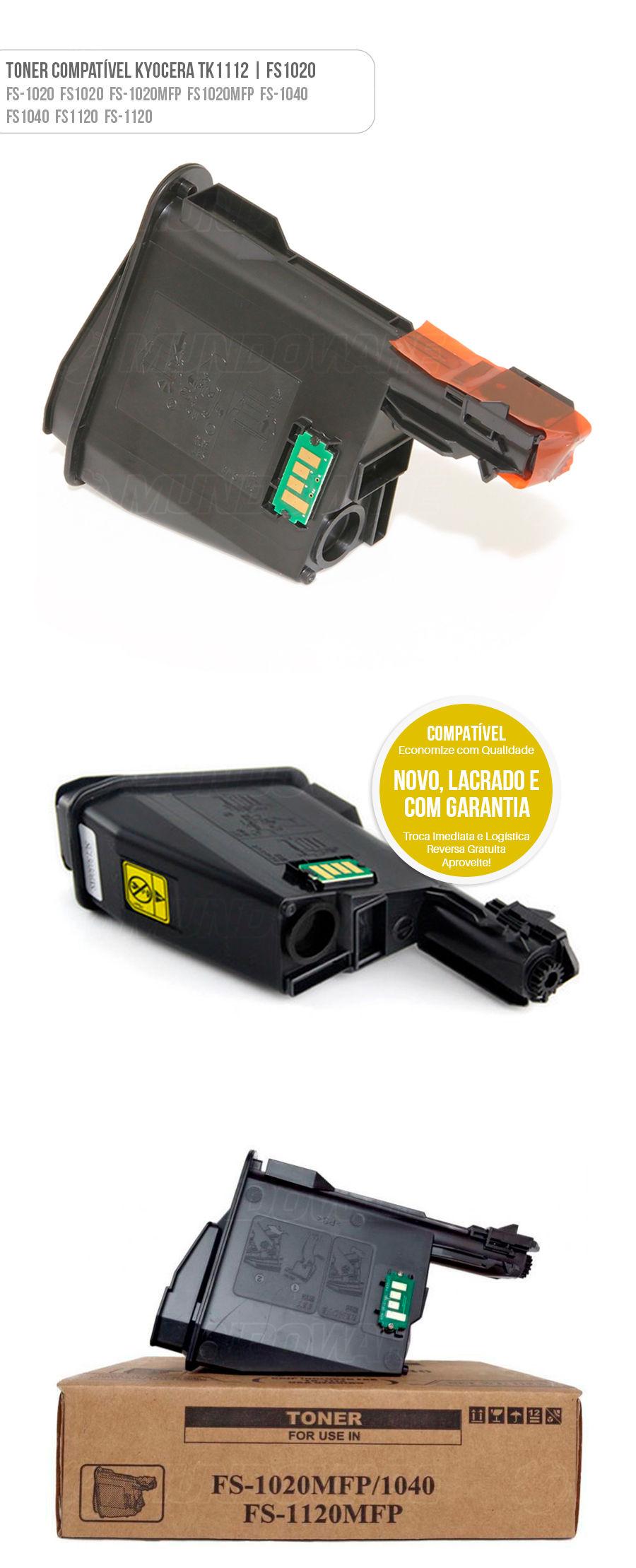 Tonner FS-1020 FS1020 FS-1020MFP FS1020MFP FS-1040 FS1040 FS1120 FS-1120