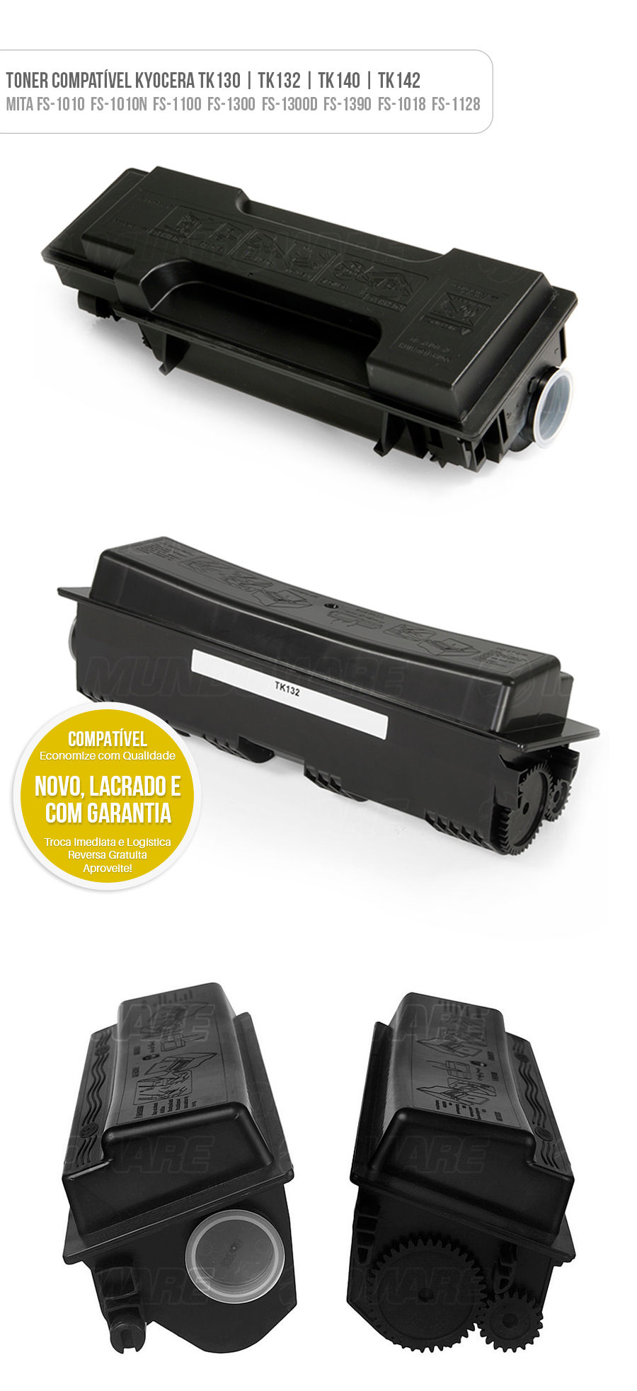Tonner Kyo FS-1300 FS-1010N FS-1128