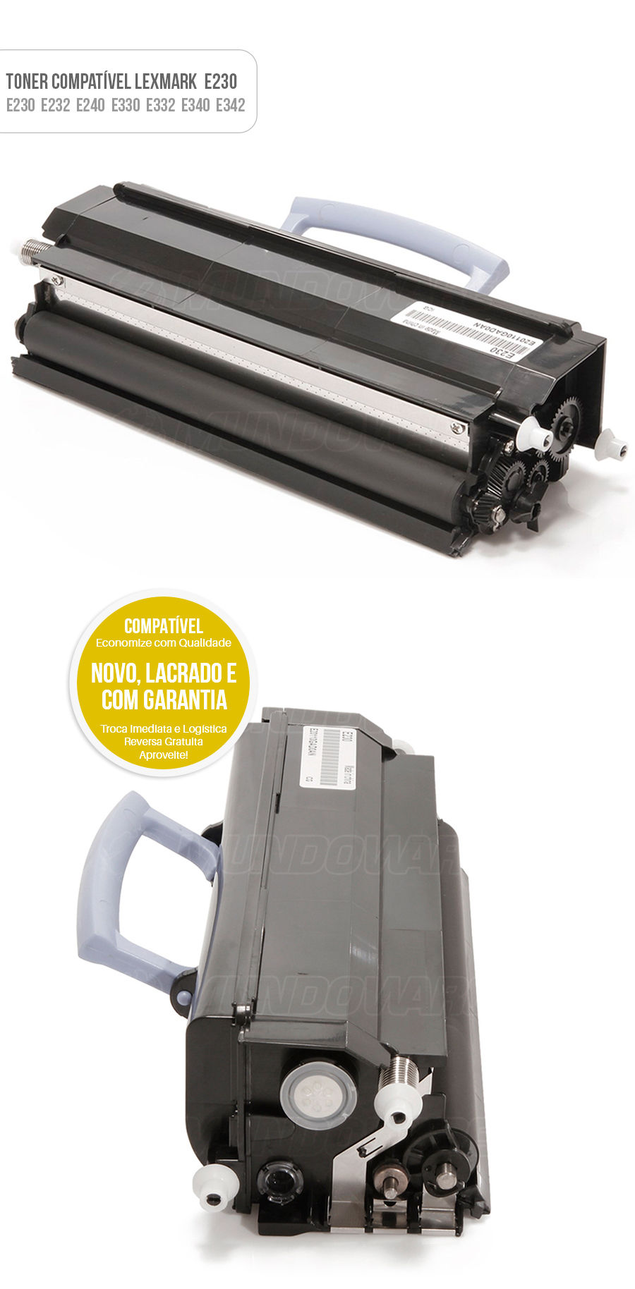 Lexmark Optra Toner E230 12A8400 12A8300 12A8302 12A8405 12A8305 Tonner