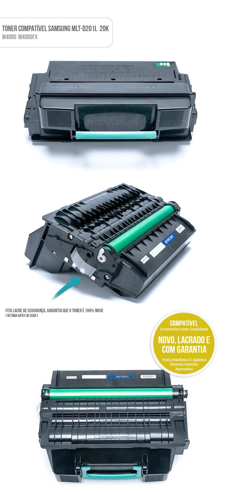 Toner para impressora M4080FX M4080 4080FX 4080 Tonner para 20K alto rendimento