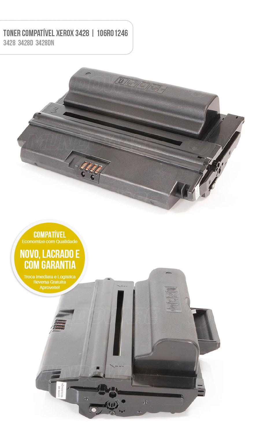 Toner Xerox 3428 106R01246 Tonner